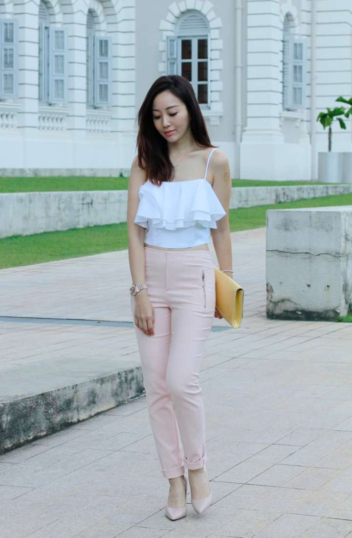NUDE COLOUR PALETTE